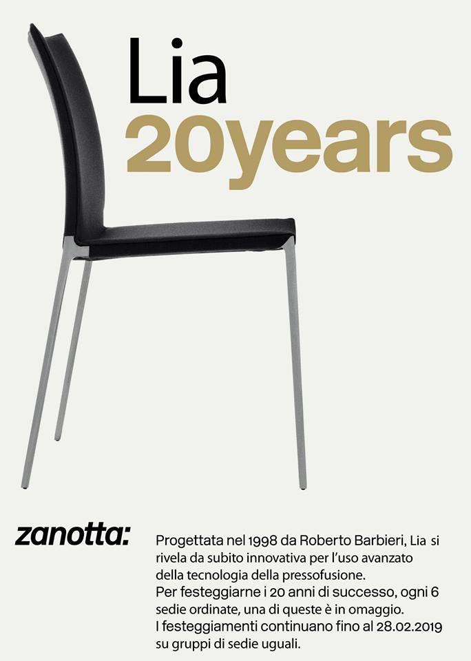 Sedie Zanotta Outlet.Ferrari Arredamenti Studio Progettazione Di Arredamento