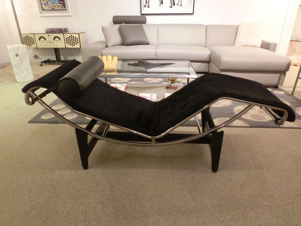 Chaise Longue Design Outlet.Chaise Longue Lc4 Le Corbusier Cassina