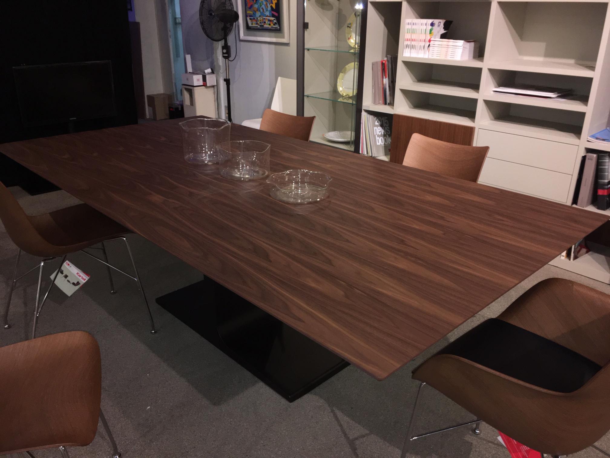 Tavolo da riunione 240x120 piano in legno PALACE - Sovet